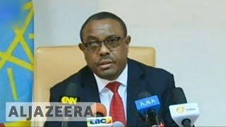 🇪🇹 Ethiopian PM Hailemariam resigns - ALJAZEERAENGLISH