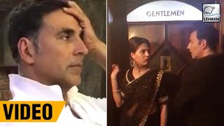 Did Akshay Kumar INSULT A Transgender In This Video?| LehrenTV