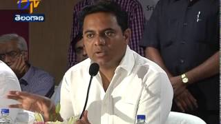 New Pension Policy Will Come Into Effect From November 1st   Minister KTR - ETV2INDIA
