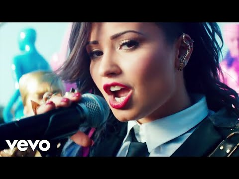 Demi Lovato - Really Don't Care (Official Video) ft. Cher Lloy