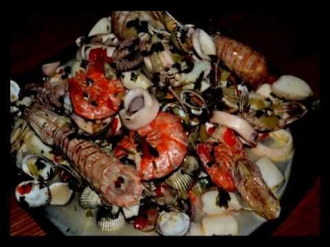 Рецепты с коктейлем из морепродуктов с фото