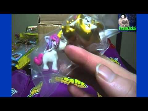 Moshi Monsters Moshlings Collector Bag Box Opening Part 2