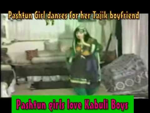 Pashtun girl dances Logari Dance