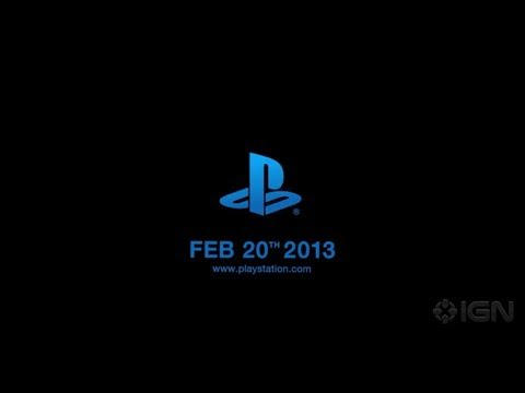PlayStation 2013 Teaser