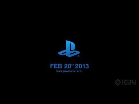 PlayStation 2013 Teaser