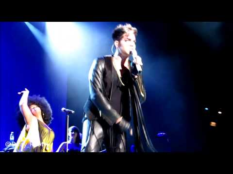 Shady- Adam Lambert- Cape Town- 11-13-2012 1080 HD