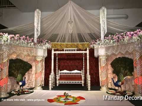Wedding Decoration by Priya Decoration Norway 2014