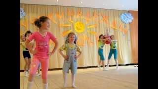 детский  танец.AVI