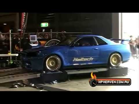 Toyota Supra Twin Turbo 1403HP Win,s Dyno battle HD