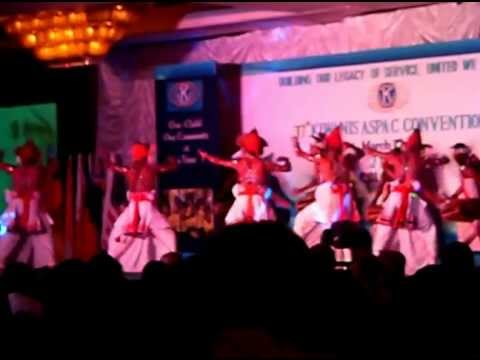 Feel SRI LANKA - Culture Express Percent  KANDYAN ''VES'' DANCE