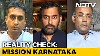 BJP Backs Out Of Karnataka Prestige Battle - NDTV