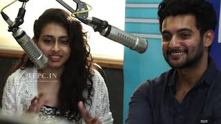 Operation Gold Fish Movie Team At 92.7 Big Fm | Aadhi Saikumar | Nithya Shetty | TFPC - TFPC