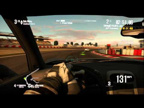 Need for Speed SHiFT 2 Unleashed Gameplay Part 1/3 [HD]