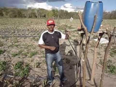 Modulo de Irrigação simples e barato de Barro Duro de Itaberaba