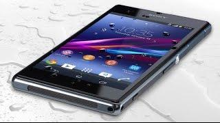 Sony Xperia Z1 Compact обзор  Quke.ru