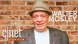 Hard boiled to high tech, author Walter Mosley on mysteries and sci-fi - CNETTV