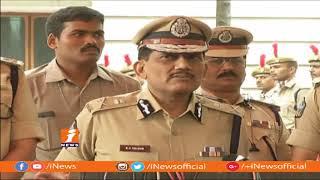 AP New DGP RP Thakur Review Meeting on TTD Annual Brahmotsavam Security   iNews - INEWS