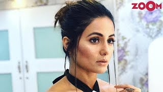 Hina Khan makes a comeback in the 'Bigg Boss 12' house | Television News - ZOOMDEKHO