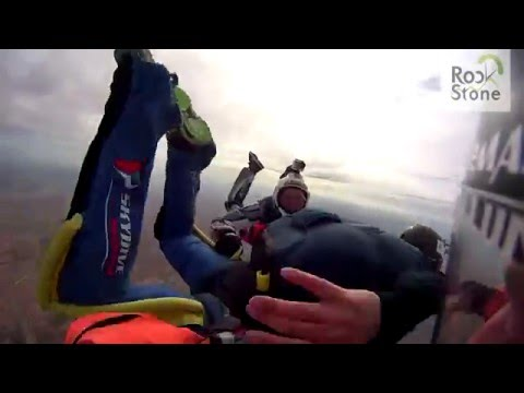 RockStone Skydiving Course for beginners