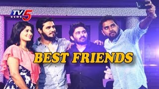 Friendship Day Special Interview With Nikhil, Sudheer Varma & Chandu Mondeti | TV5 News - TV5NEWSCHANNEL