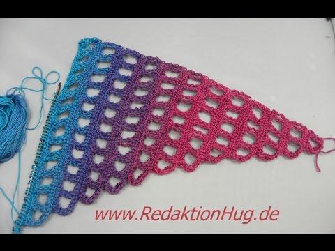 Kreisjacke Häkeln Einfach Luftmaschen Häkeln Netz