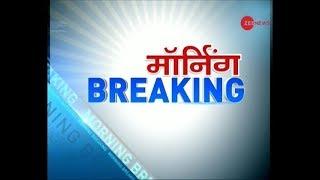 Morning Breaking: Rahul Gandhi, Mayawati to skip Mamata Banerjee's mega rally on January 19 - ZEENEWS
