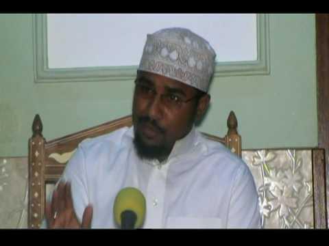 2-Sheikh Yusuf Abdi - UISLAMU NI DINI ILOKAMILIKA