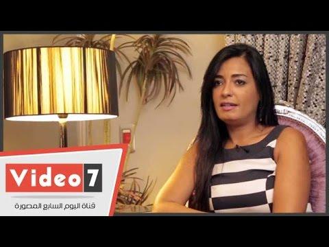 بالفيديو.. إنجى عبد الله لـ««highlight: «برفض الإغراء وبلبس شورت على المايوه»