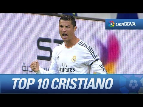 Top goals - Cristiano Ronaldo - HD