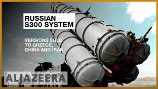 🇷🇺 🇸🇾 Russia to send S-300 missile defence systems to Syria | Al Jazeera English - ALJAZEERAENGLISH
