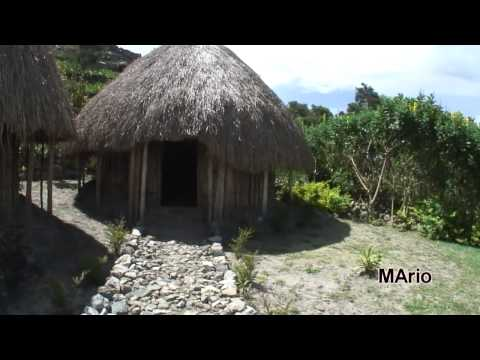Papua - Baliem Valley treking part 2 - Wamena to Kilise village - z Wameny do wsi Kilise
