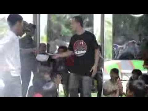 DHYO HAW Feat TUAN TIGABELAS   ANAK KECIL OFFICIAL VIDEO