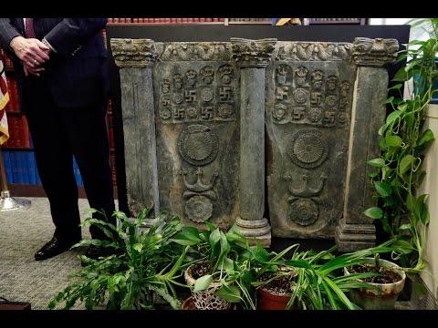 Ancient Buddhist Art Returned to Pakistan