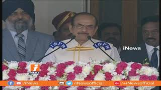 Muhammad Ali Takes Oaths As Minister At Raj Bhavan | iNews - INEWS