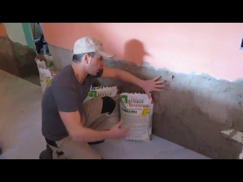 come deumidificare una muratura
