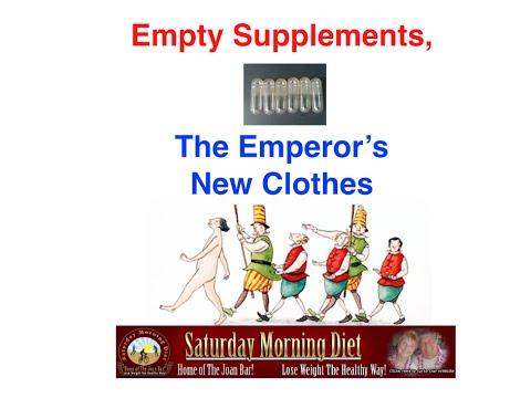 Empty Supplements- The Emperor