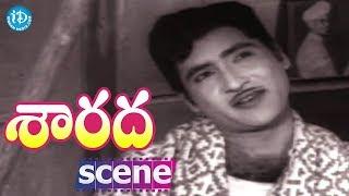Sarada Movie Scenes - Rao Gopal Rao Goes To Meet Shobhan Babu || Sharada - IDREAMMOVIES