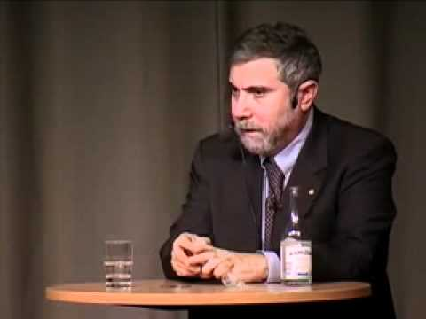 Paul Krugman We Need More of Keynes