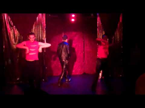 Drag King Michael Christian Ms.Ter GrandDiva 2012 Talent