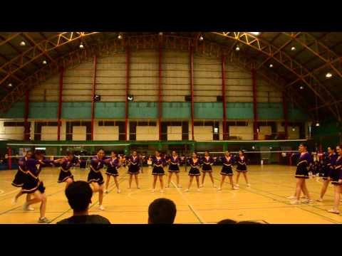 BACBACAN 2013 Cheerdance: Vodies