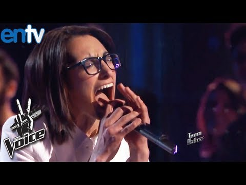 Michelle Chamuel Leads Top 3 Performances - The Voice Season 4
