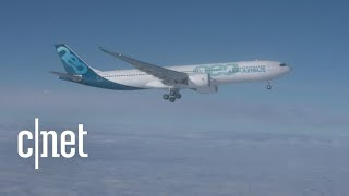 Airbus A330neo takes first flight - CNETTV