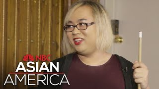 Why comedian Robin Tran Says Comedy Saved Her Life | Break Shot | NBC Asian America - NBCNEWS