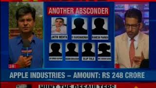 Another absconder listed, Jatin Mehta of Winsome Diamonds & Jewellery Ltd. looted Rs 900 cr and fled - NEWSXLIVE