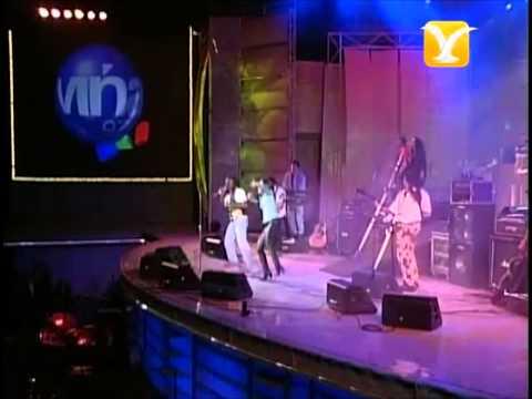 Shakira, Un Poco de Amor, Festival de Viña 1997