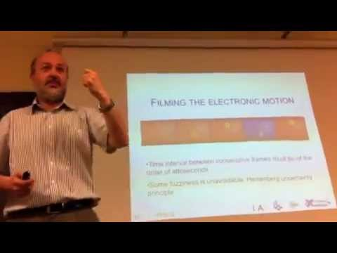 Prof. Dr. Fernando Martin - Presentacion XChem en el CCC de la UAM