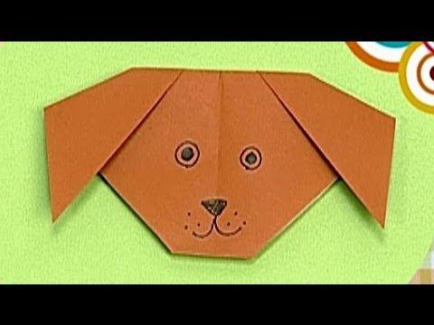 Çocuklar İçin Origami Dog (Öğretici) – Kağıttan Arkadaşlar 38