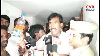 Tension at Gajwel Congress Candidate Vanteru Pratap Reddy House | CVR News - CVRNEWSOFFICIAL