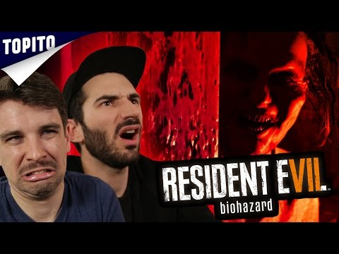 ON JOUE A RESIDENT EVIL (ET ON FLIPPE NOS RACES)