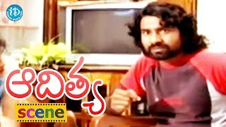Aditya Movie Scenes - Rajeev Cheats Jagadish || Shilpa || Swapna ||  Shasidhar - IDREAMMOVIES